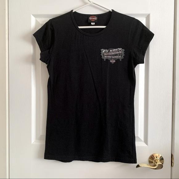 Med HD Tee Harley Davidson Short Sleeve Tshirt